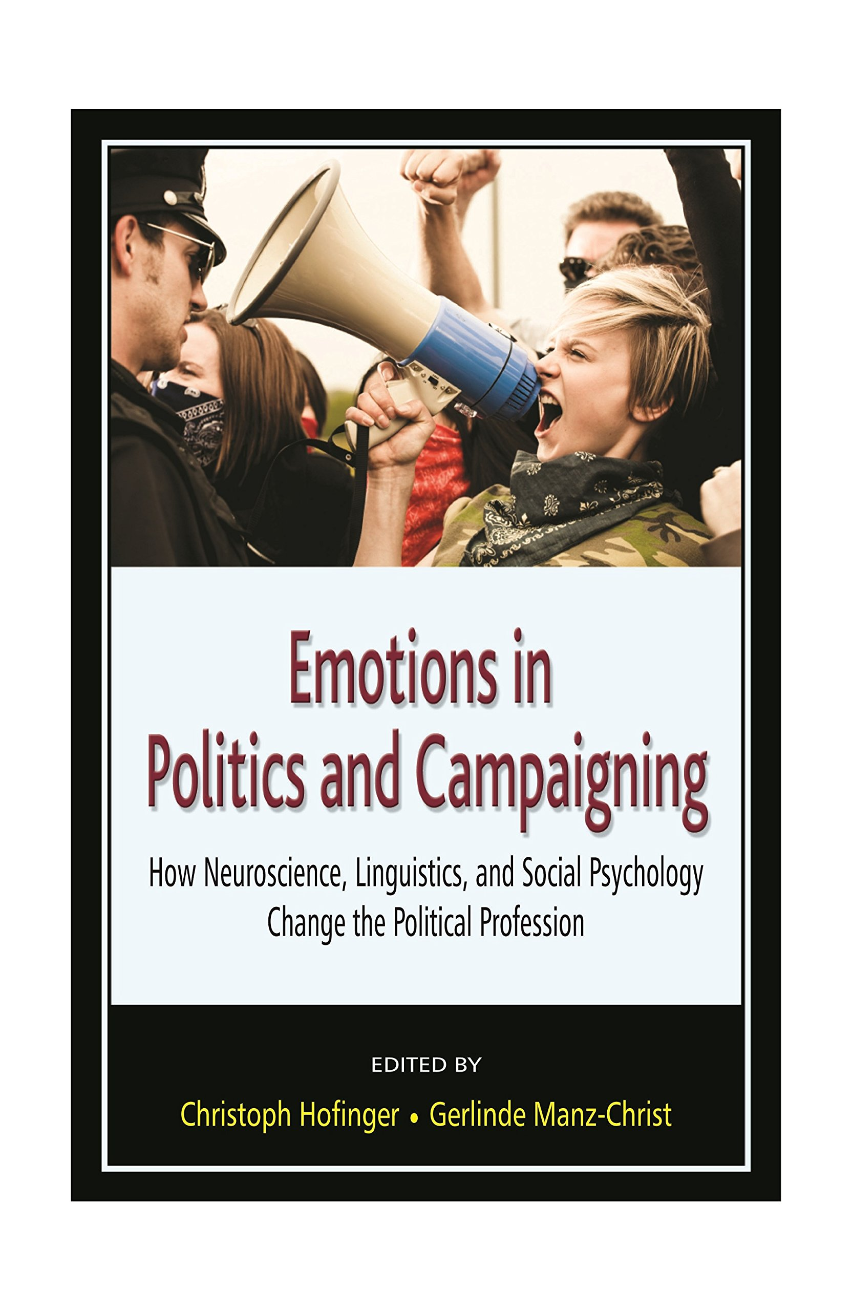 Cover von Emotions in Politics and Campaigning