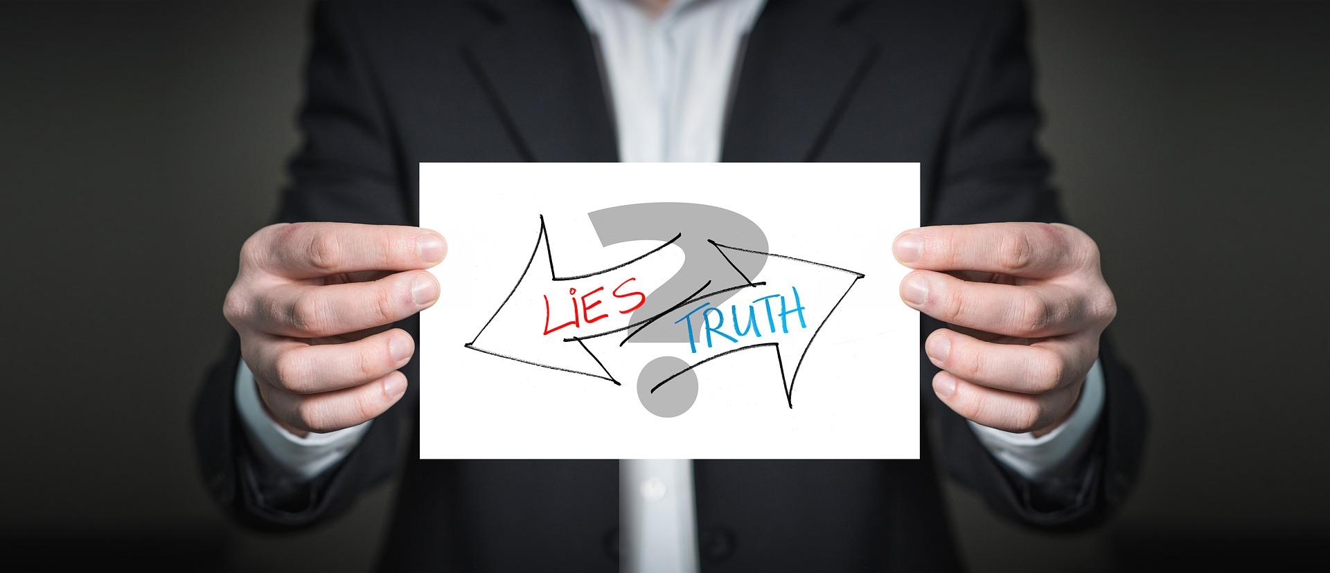Adaptoren, Mimik und NOT-Face oder wie Sie in Verhandlungen Lügner entlarven